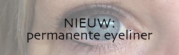 Nieuw permanente eyeliner